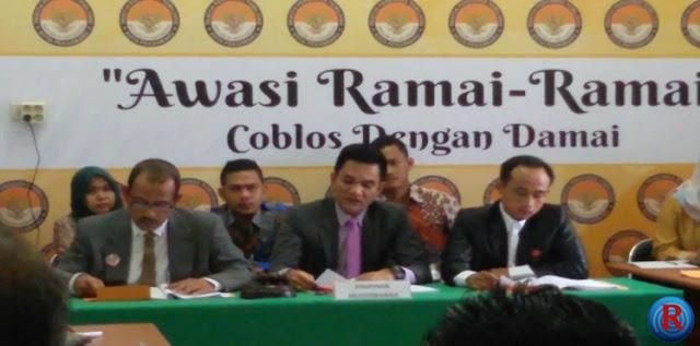 Masa Tenang, Dua Paslon Dilaporkan ke Panwas Kota Pekanbaru