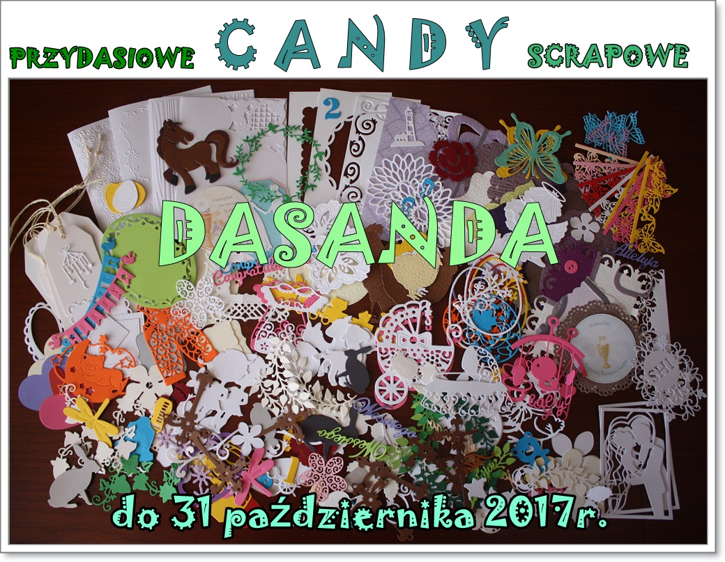 Candy Scrapowe - Dasanda