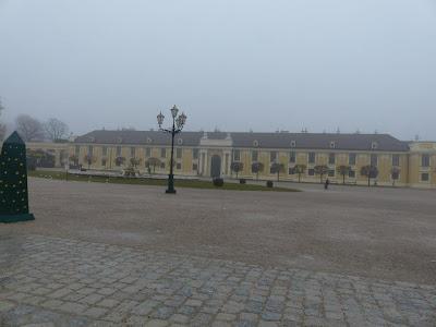 palais de Schönbrunn Vienne