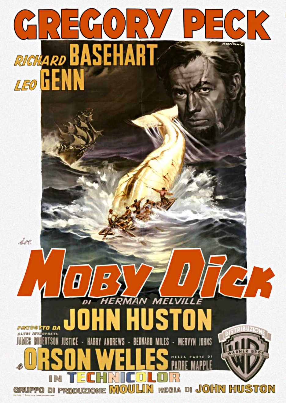 Moby Dick Horse