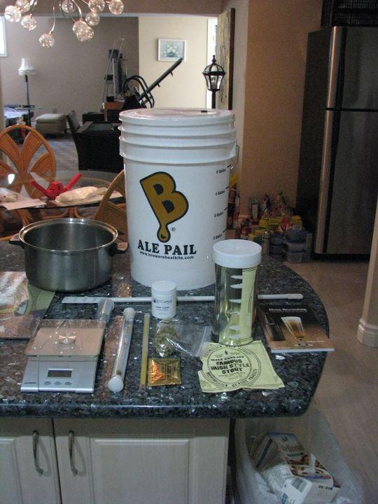 Equipment Needed Ti Ice Cake