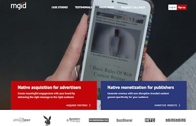 Cara Mendaftar Menjadi Publisher Mgid Terbaru