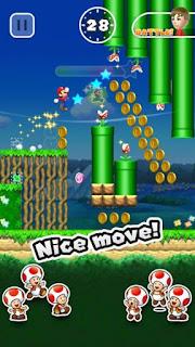 Super Mario Run Apk v2.0.0 Mod (Unlocked/Root)
