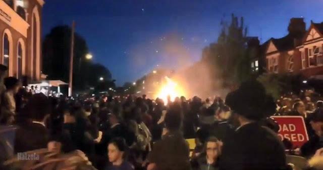 В центре Лондона случился взрыв! Жертв уже больше 40 - ВИДЕО