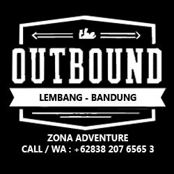 Gathering Outing Outbound Lembang Bandung Adventure Jawa Barat Indonesia