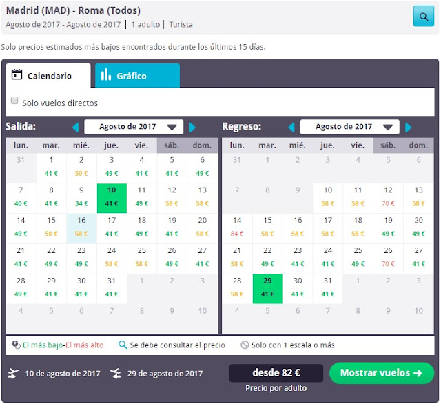 Ahorro Skyscanner - Mes Completo