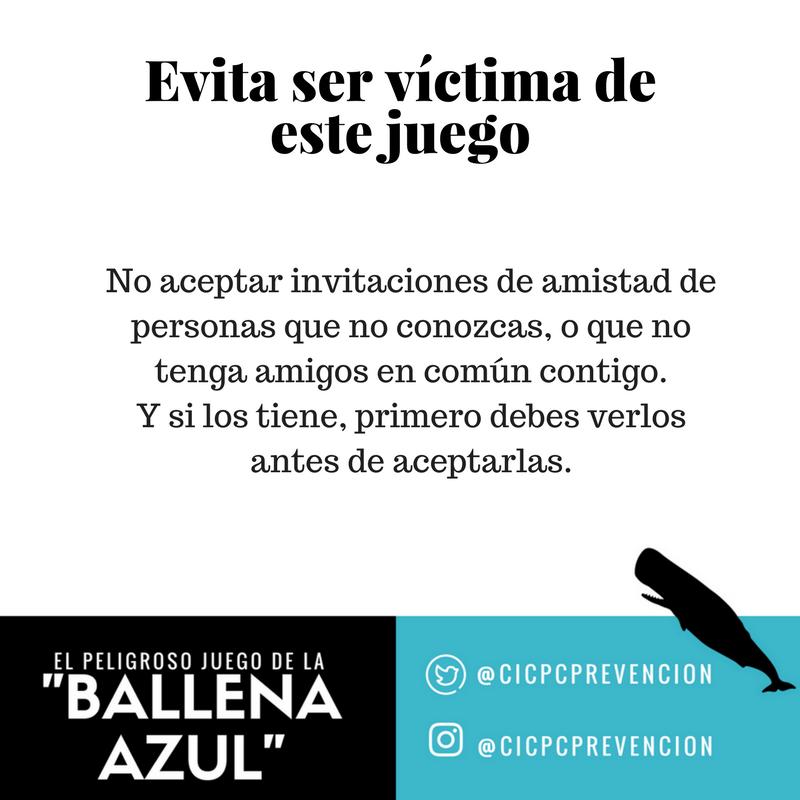 BALLENA AZUL: Sabías que este macabro juego ya ha cobrado dos vidas en Venezuela