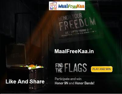 Free Honor 9N and Band