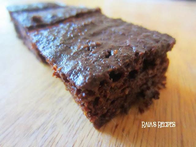 Sweet Potato Brownies by Raia's Recipes