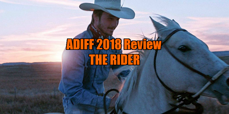 the rider movie review