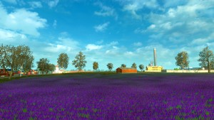 ETS2 Spring Weather Mod