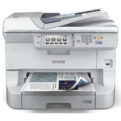 Epson WorkForce Pro WF-8010DW Download Treiber Mac Und Windows