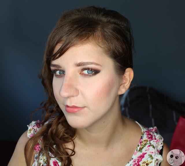 Makijaż na wesele #2