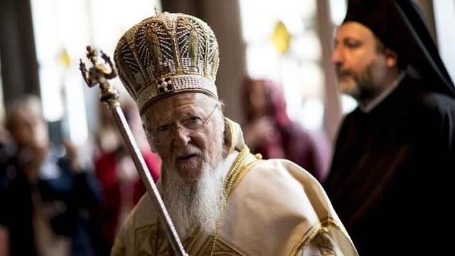 Bartholomäus will Kirchen in der Ukraine und Mazedonien vereinen