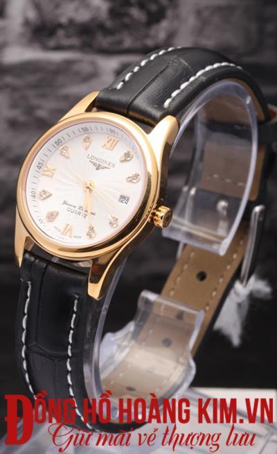 đồng hồ longines nữ hàng hiệu