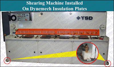 Dynemech Systems Vibration Control Machine Vibration