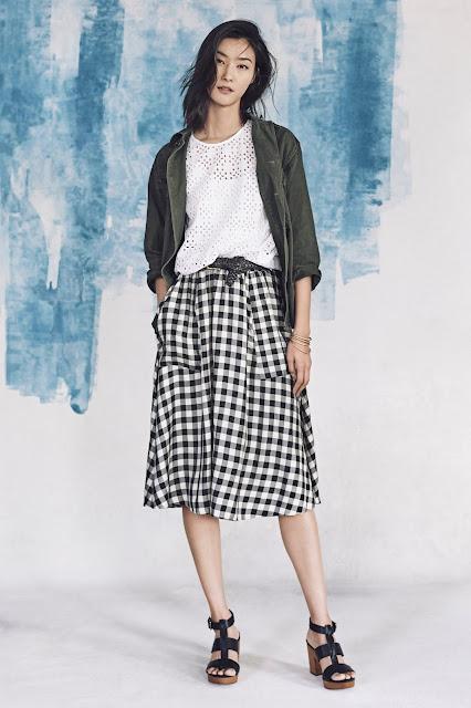 Blog Achados de Moda, Roupas em Estampa Vichy