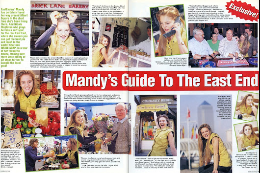 Eastenders: Many's Guide To The East End