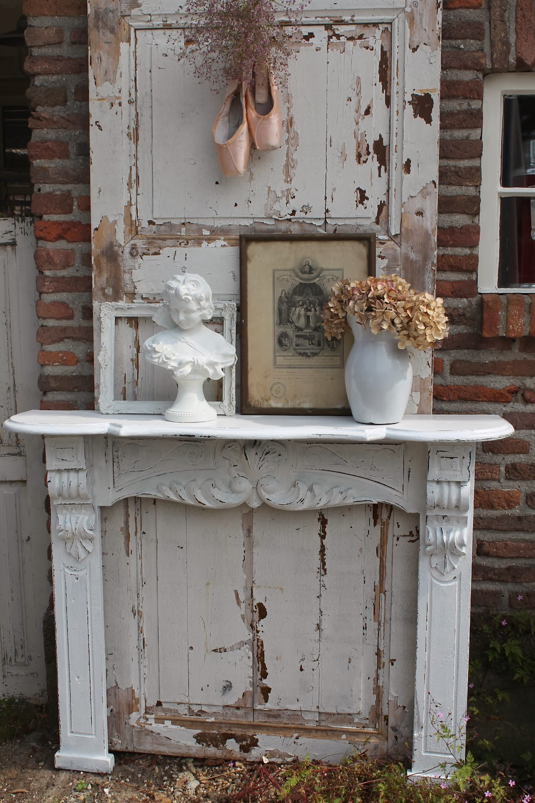 When Shabby Loves Chic Deco Un Interieur Boheme: Lo Shabby Di Mila: We Love Shabby Chic