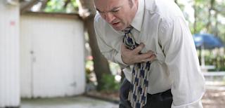 Καρδιακή προσβολή: Το πρώιμο σημάδι ενός εμφράγματος