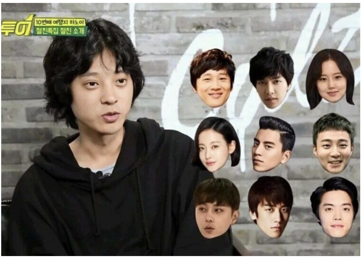 check-out c66c3 45dcd Jung Joon Young's celebrity friends under suspicions + ...