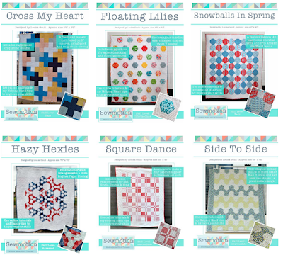 http://www.sewmotion.com/quilt_patterns.html
