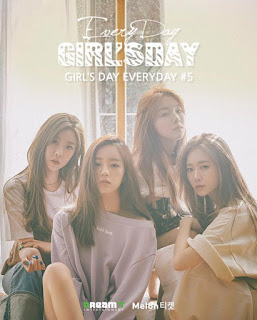 I'll Be Yours – Girl's Day Lyrics