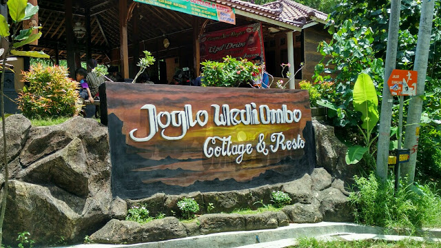 Joglo Wediombo Cottage and Resto