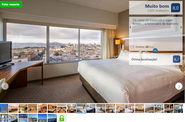 Hotel Holiday Inn San Francisco - Golden Gateway para ficar em San Francisco