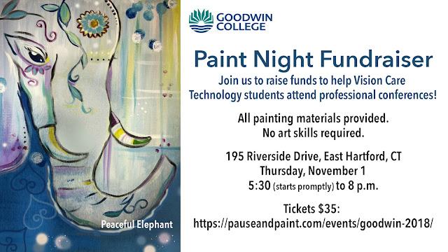 paint night fundraiser