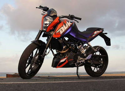 KTM 200 Duke hd photo