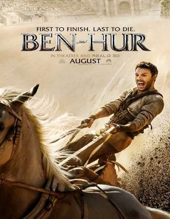 Ben-Hur 2016 Hindi ORG Dual Audio 600MB BRRip 720p ESubs HEVC