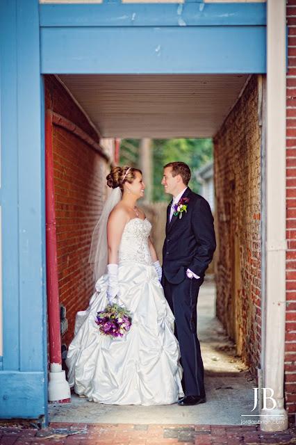 Purple & Green Wedding Delight by Stein Your Florist Co., Brad & Shauna Sasaki