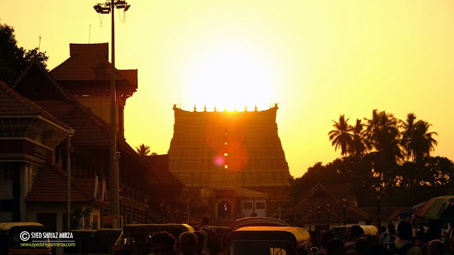 Sree Padmanabhaswamy Temple during Equinox- Photos