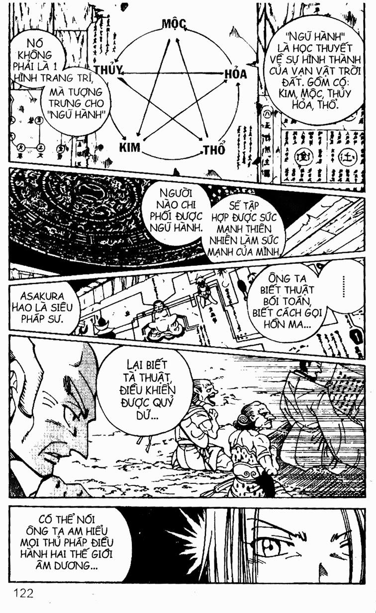 Shaman King [Vua pháp thuật] chap 90 trang 7