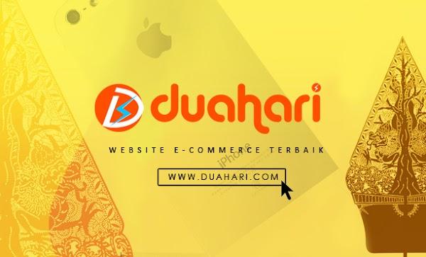 Duahari.com: Online Shop Dengan Beragam Keunggulan!