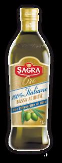 Logo Olio Sagra: concorso ''Premiati in cucina''