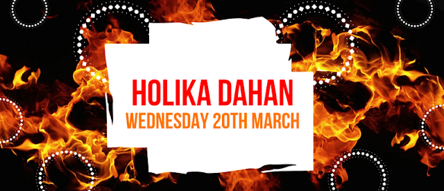 HOLIKA DAHAN DATE AND TIME 2019
