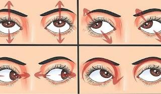 التمارين البصريّة التي تقوي النظر وتحمي العينين