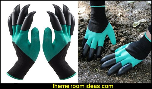 Garden Genie Gloves with Sturdy Claws