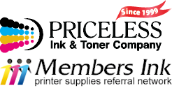 Priceless Ink & Toner's Members Ink
