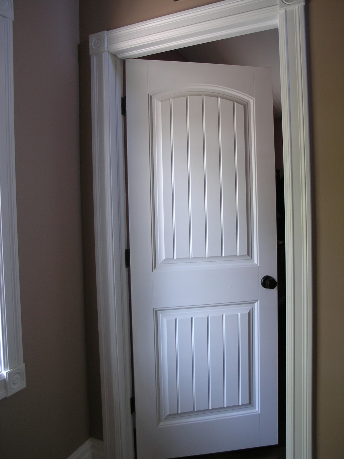 Door Frame: Door Frame And Trim