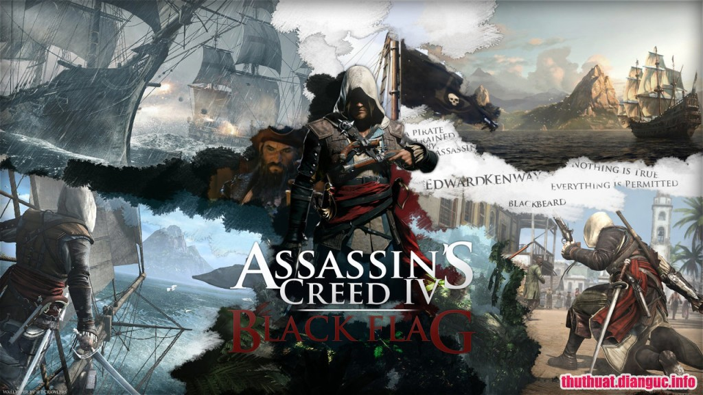 Download Game Assassin's Creed IV: Black Flag Full Cr@ck