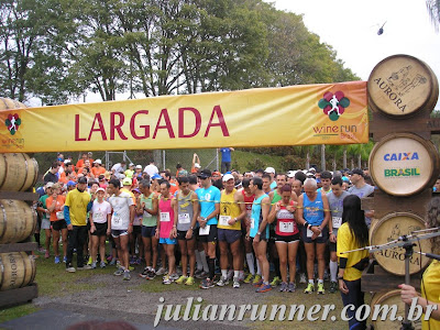 Wine Run LARGADA
