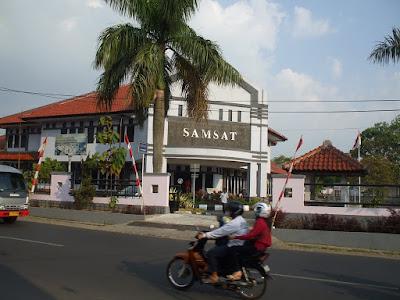 Apa Itu SAMSAT - Sejarah dan Dasar Hukum Samsat di Indonesia - Foto: Samsat Bandung Barat