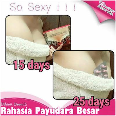 Bikinii Boomz Fiscina Breast Enlargement Pembesar Payudara Dalam 25 Hari