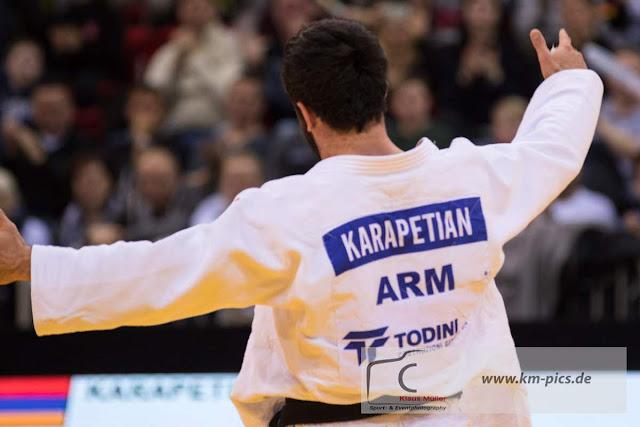 Judoka armenio ni viaja a Bakú por seguridad