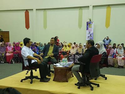 Panelis Untuk Forum Hari Guru 2018 Anjuran JPN Perak