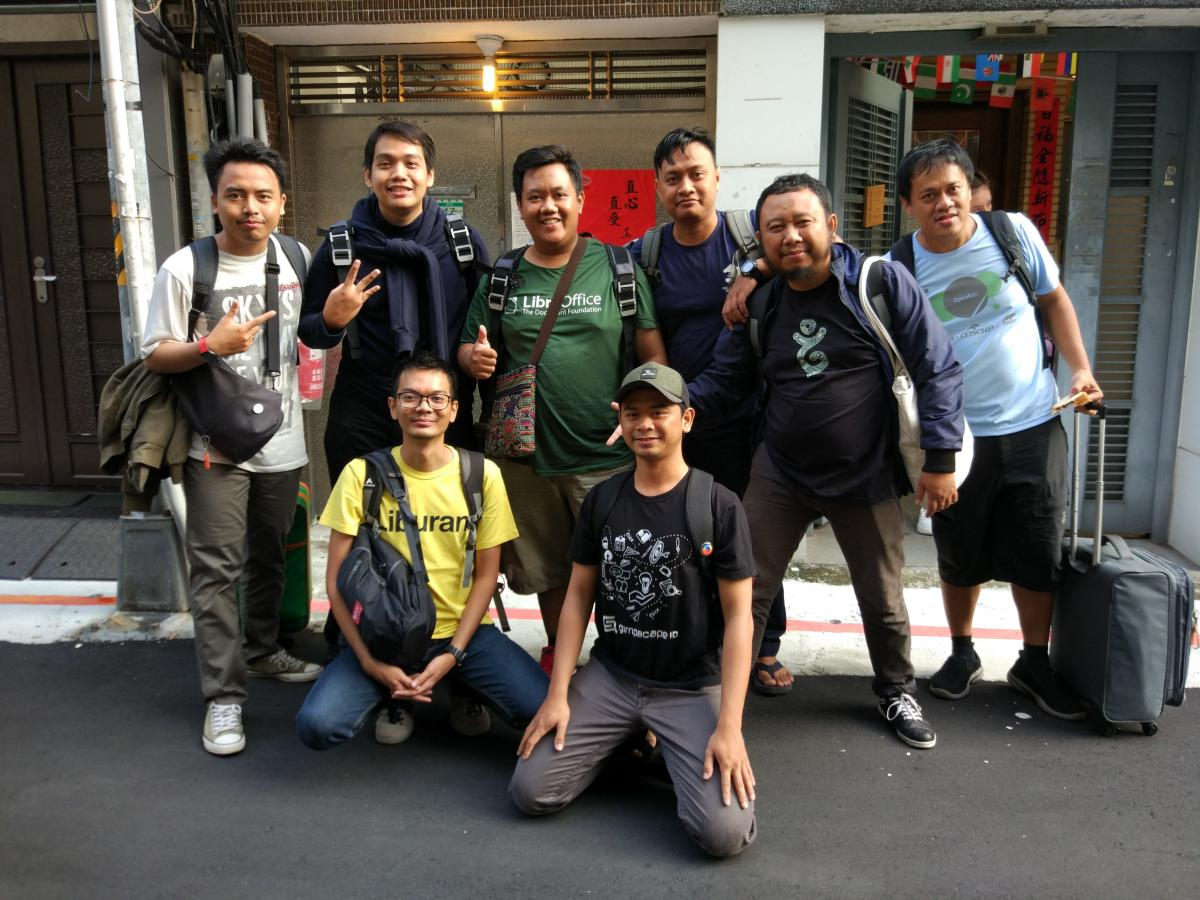 Remarkable Year 2018 for openSUSE Indonesia Community