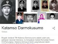 Sejarah & Biografi Katamso Darmokusumo (1923-1965)
